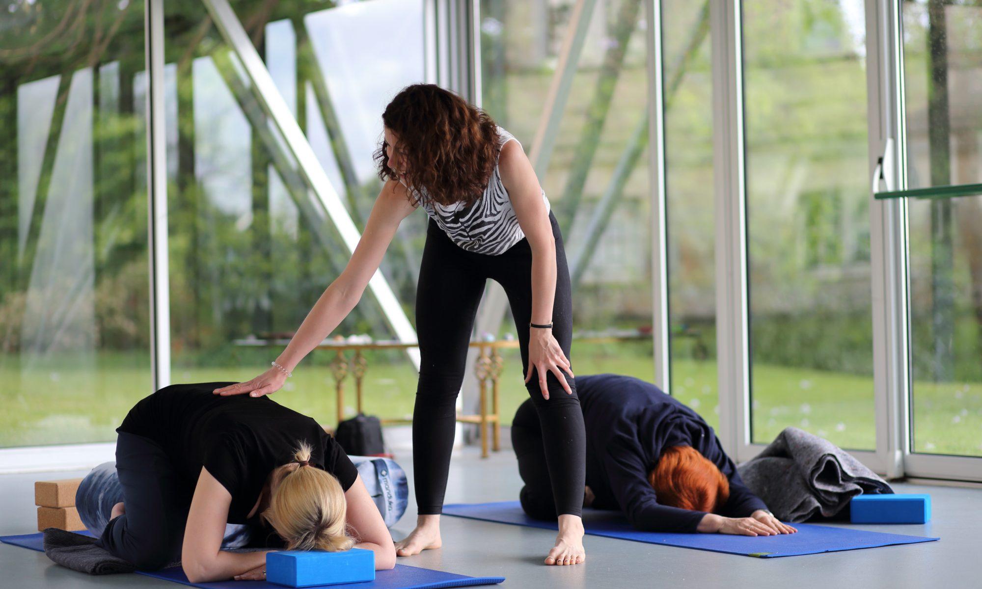 Laura Freeman Yoga
